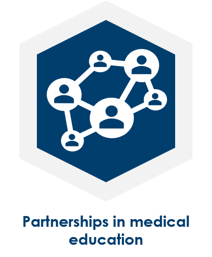 Partnerships in medical education